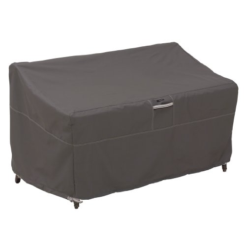 Loveseat Hampton - Classic Accessories Ravenna Cover For Hampton Bay Spring Haven All-Weather Patio Loveseats