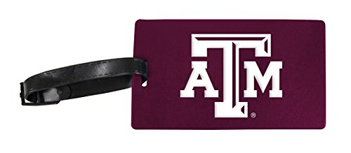 Texas A&M Aggies Luggage Tag 2-Pack by R and R Imports