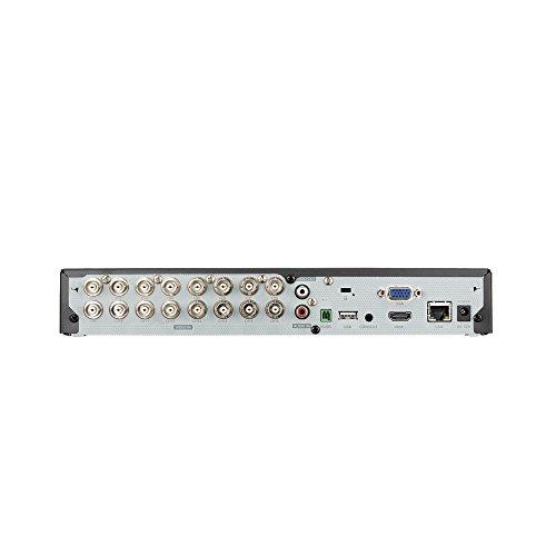 Samsung Sdh C75100 16ref 16 Channel All In One 2tb Hdd Dvr Import