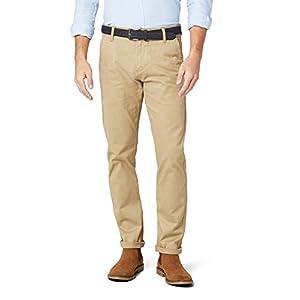 Dockers Men's Alpha Original Slim – Stretch Twill Trouser
