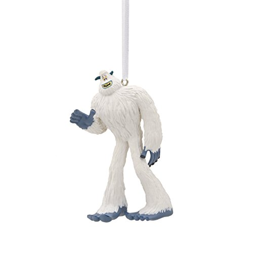 - Hallmark Christmas Ornament, Smallfoot Abominable Snowman