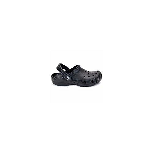 Unisex Crocs Kids Bambini Zoccoli Classic Black tqPwqSxg
