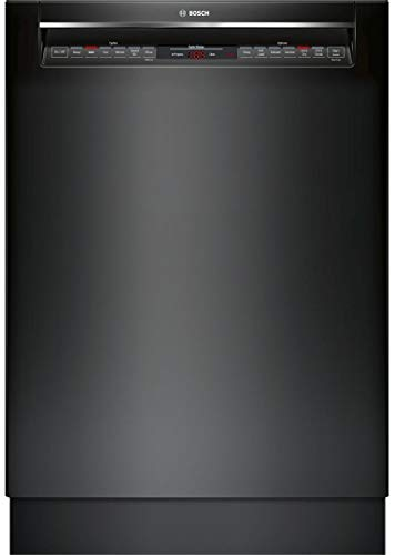 Bosch 800 Series SHE878WD6N Black Dishwasher