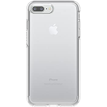 wholesale dealer d3f30 9063b OtterBox SYMMETRY CLEAR SERIES Case for iPhone 7 Plus (ONLY) - Retail  Packaging - CLEAR (CLEAR/CLEAR)