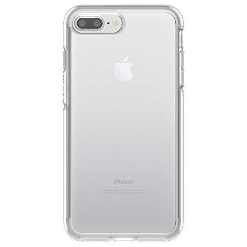 OtterBox SYMMETRY CLEAR SERIES Case for iPhone 8 Plus & iPhone 7 Plus (ONLY) - CLEAR by OtterBox