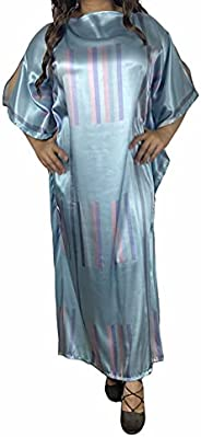 AKRILANE Kaftan for Women   Satin Silk Kimonos Dress   Kimono Beach Parties   Designer Caftan Kimono   Swimsui