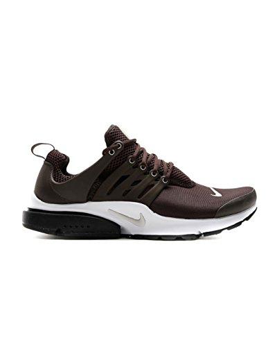 Velvet Suede Footwear - Nike Air Presto Essential Men Velvet Brown Light Bone 848187-200 (9)
