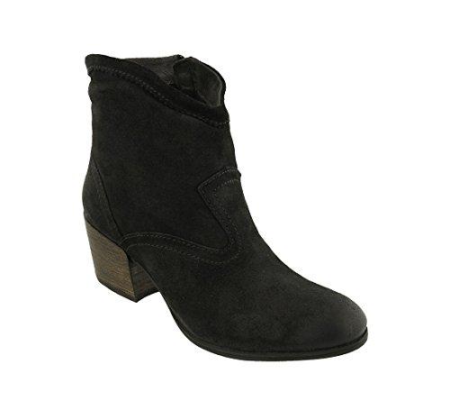 Removable Footbed (Taos Footwear Women's Savvy Black Boot 40 M EU / 9-9.5 B(M) US)