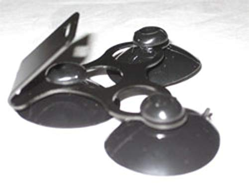 Cobra Windshield Mounting Bracket for Cobra Radars with 3 Black Suction Cups (Xrs 9345 Cobra)