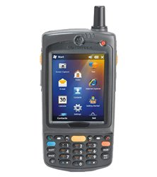Motorola MC75A Handheld Computer - Intel Xscale 806 Mhz - 256 Mb RAM - 1 Gb Flash - 3.5