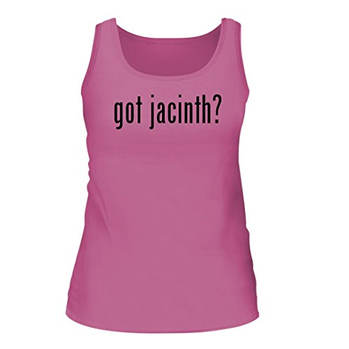 Coudray Jacinthe Rose (got jacinth? - A Nice Women's Tank Top, Pink, Large)