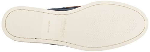 Sperry Top-sider Womens A / O Marine Chaussure Bateau Toile Venise