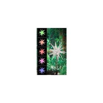 Solar Garden LED Light Starburst - Led Household Light