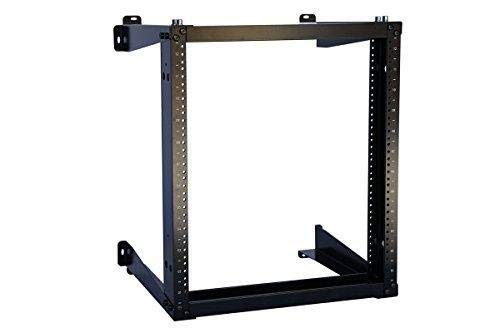 8U Wall Mount Open Frame 19