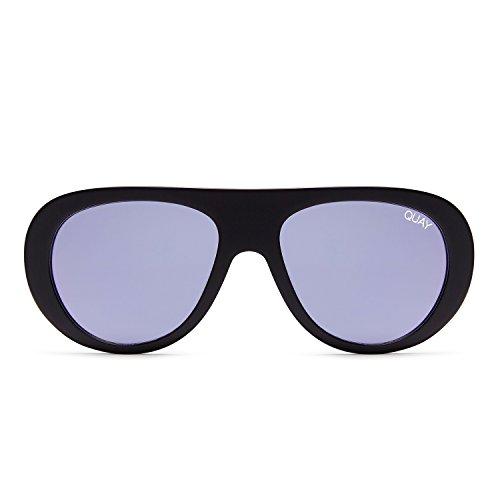 Quay Australia BOLD MOVE Women's Sunglasses Shield Aviator Sunnies - - Over Australia Sunglasses Glasses