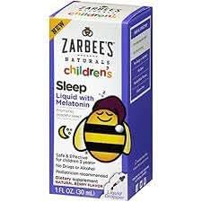 ZARBEES NATURAL SLEEP AID
