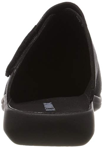 22 100 Royal schwarz Hombre Pantuflas Romika Para B5qAYw