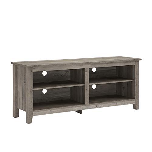 Walker Edison Furniture Company 58 inch Wood TV Media Stand