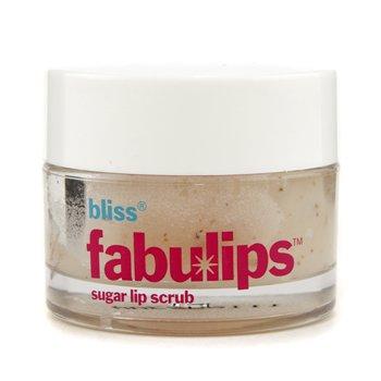 Bliss Fabulips Sugar Lip Scrub - 15ml/0.5oz