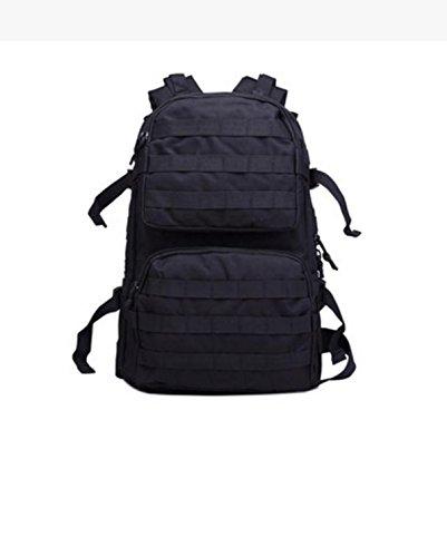 HCLHWYDHCLHWYD-Camuflaje mochila de senderismo bolsa de hombres y mujeres al aire libre bolsas impermeables de montañismo paquete de camping , 2 12
