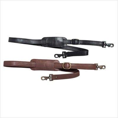 (Original Leather Shoulder Strap Color: Black )