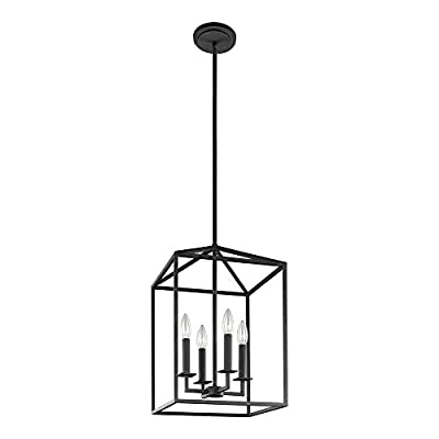 Sea Gull Lighting Perryton Blacksmith Finish