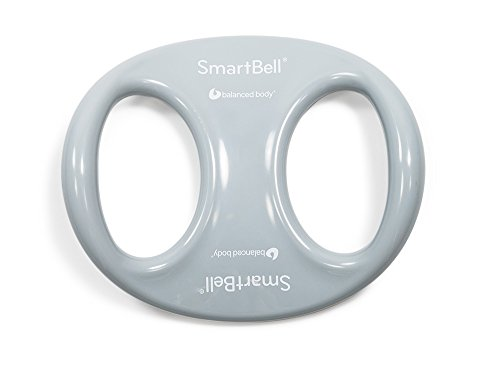 SmartBell Gray (1.5 pounds) by Balanced Body