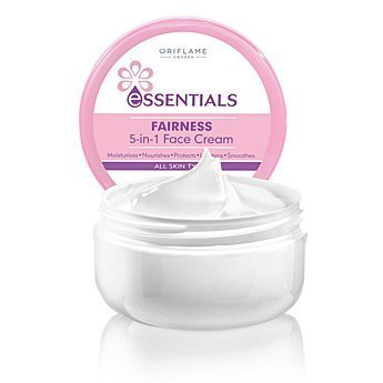 Oriflame Essentials Fairness 5-in-1 Face Cream 75ml.