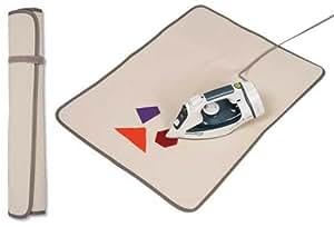 Almohadilla de plancha para viaje hogar y for Amazon planchas de cocina