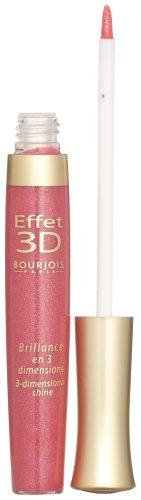 Bourjois Effet 3D Lipgloss - #46 Rose Lyric 7.5ml/0.2oz