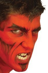 Cinema Secrets Woochie EZ Makeup Fx Devil Kit -