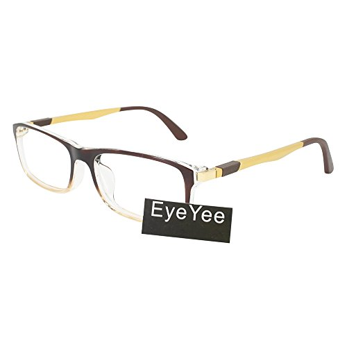 Antiglare Eye Care Computer Glasses - EyeYee 2017 Unisex Computer Reading Glasses Eye Care Glasses Dry Eye Computer Goggles 1000+ Instagram Likes 2-Year Warranty