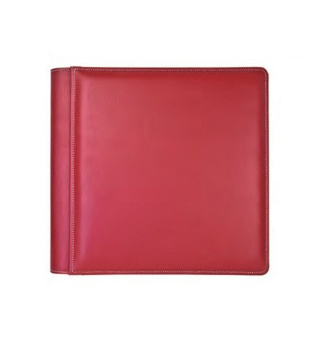 Raika HP 133 PINK Magnetic Photo Album - Pink by Raika