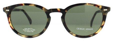 f058aa6d826 Amazon.com  Giorgio Armani Sunglasses GA 835 S TORTOISE LC0IV GA835 S   Giorgio Armani  Clothing