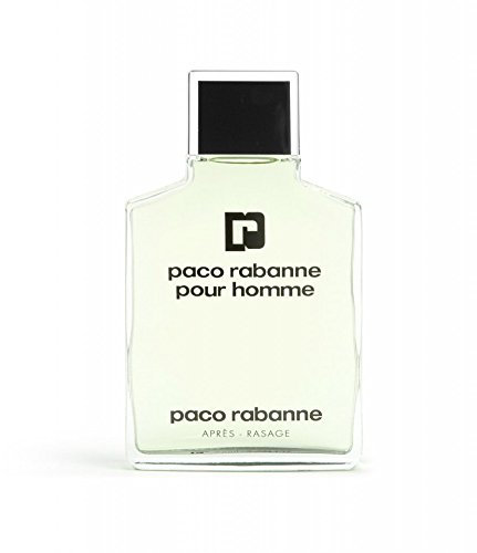 Paco Rabanne Pour Homme After Shave Bottle