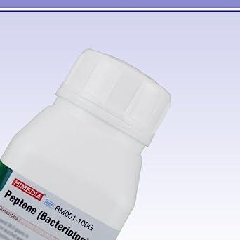 HiMedia RM001-100G Peptone, Bacteriological, 100 g: Amazon