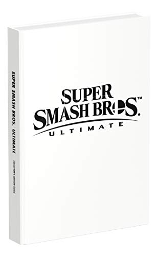 Books : Super Smash Bros. Ultimate: Official Collector's Edition Guide