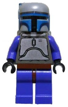 Lego Jango Fett - 4