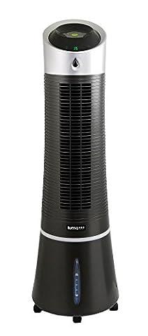 Luma Comfort EC45S Tower Evaporative Cooler with 125 Square Foot Cooling, 250 CFM (Evaporative Cooler Portable)