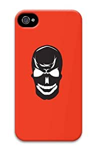 Hot iPhone 4S 3D Customized Unique Print Design Skulls Set2 New Fashion iPhone 4/4S Cases