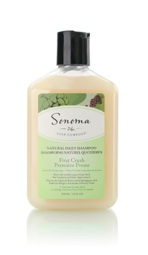 Sonoma Natural Daily Shampoo  First Crush  12 Fluid Ounce