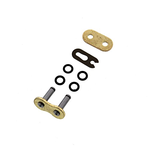 1997 Polaris 400 400L Sport 2x4 Gold O-Ring Chain 520-84L for ATV 4 Wheeler by Race-Driven (Image #1)