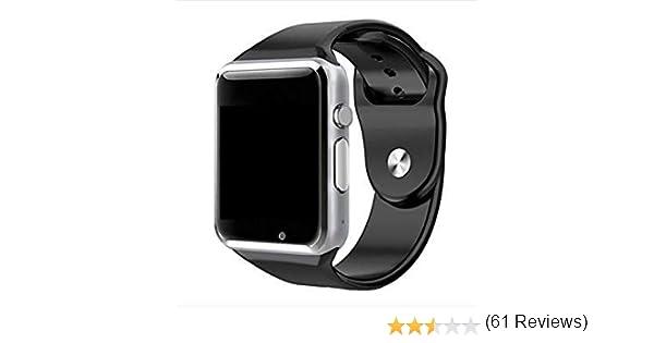 BraceTek - Reloj Inteligente Smartwatch Bluetooth 4.0 con ...