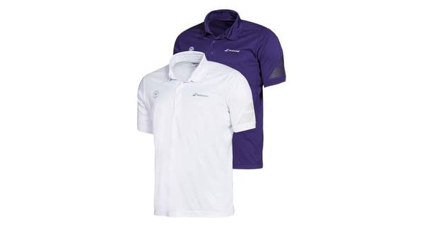 Babolat Hombre Oberbekleidung Performance Wimbledon Polo: Amazon ...