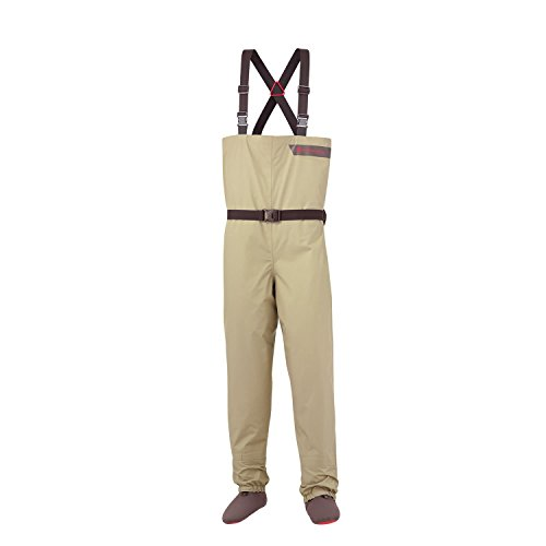 Redington Crosswater Fly Fishing Waders - Medium, Grain