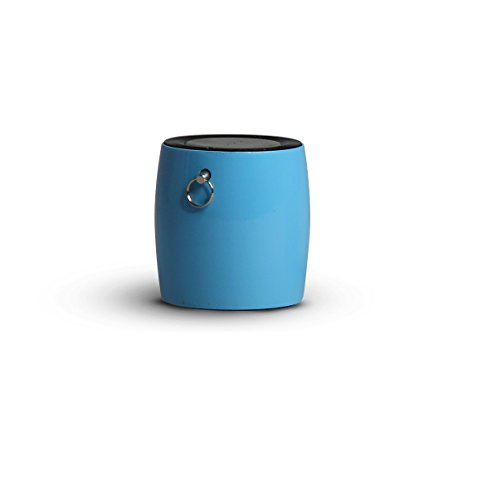 Olkya Bolt Mini Bluetooth Speaker for iPhone, iPod, iPad and Android Devices (Works with Any Bluetooth Audio Source) with Handsfree Speakerphone and 3.5mm Jack - ()
