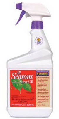 Bonide 037321002147 All Seasons Horticultural Oil Spray Ready to Use