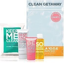 Formula Ten O Six Skin Clarifying Clean Getaway Travel Kit