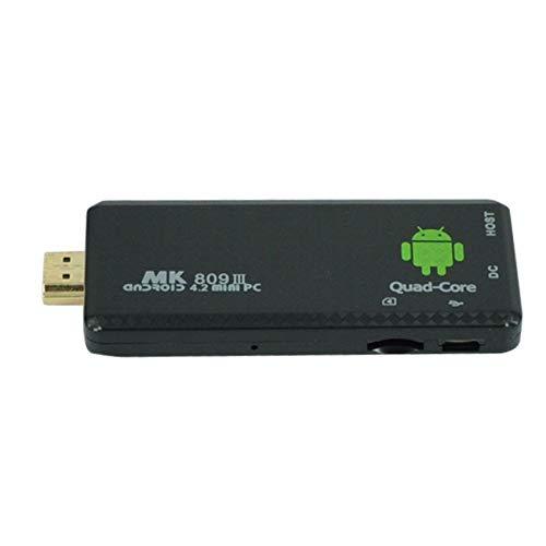8G Android 4.2 Caja Quad-Core de TV OHPA Mini Caja de la PC TV de MK809-III 2G