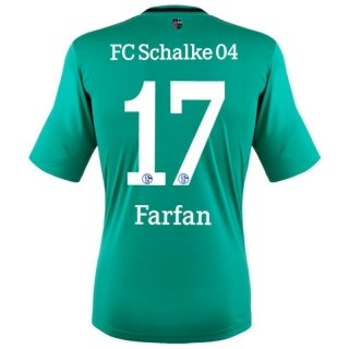 Terza Maglia FC Schalke 04 originale